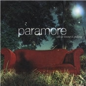 Paramore All We Know Is Falling CD