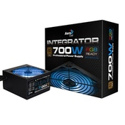 Aerocool Integrator RGB 700W 120mm RGB Ready Fan 80 PLUS Bronze PSU
