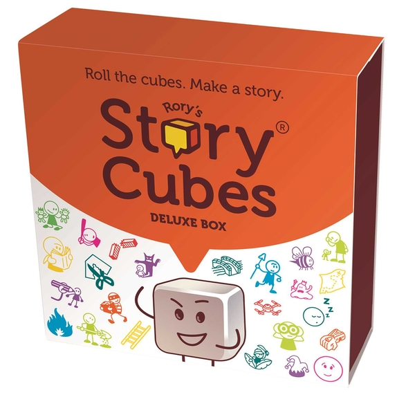 Rory's Story Cubes: Deluxe Box