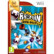Rayman Raving Rabbids (Selects) Game Wii