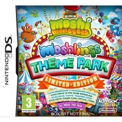 Moshi Monsters 2 Moshlings Theme Park Limited Edition Game DS