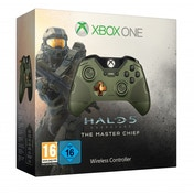 Halo 5 Guardians The Master Chief Xbox One Wireless Controller Limited Edition