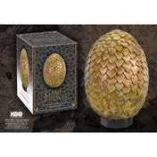 Viserion Tan Egg (Game Of Thrones) Replica