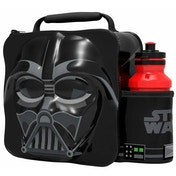 Darth Vader (Star Wars) 3D Childrens Lunch Bag With Bottle