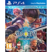 Star Ocean Integrity and Faithlessness Limited Edition PS4 Game