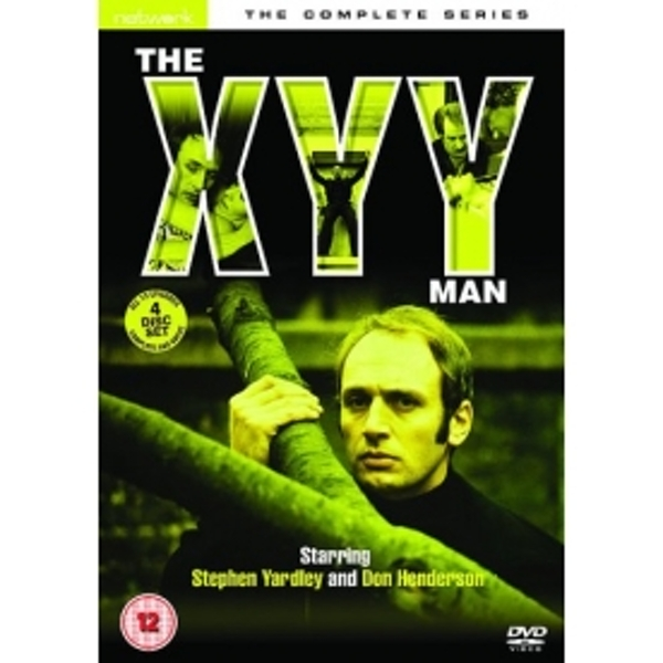 XYY Man - The Complete Series DVD
