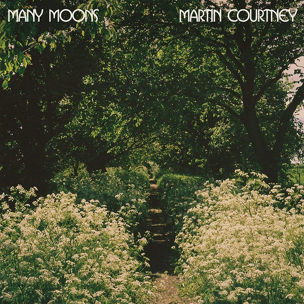 Martin Courtney ‎– Many Moons Vinyl