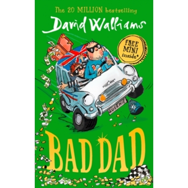Bad Dad Hardcover