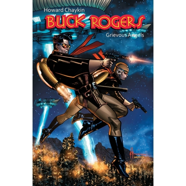 Buck Rogers in 25th Century Vol 1 Grievous Angels Paperback