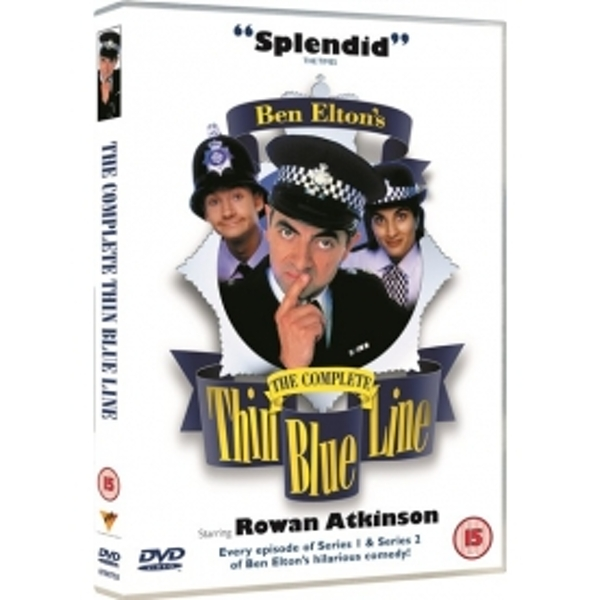 The Thin Blue Line Complete Series 1 & 2 DVD