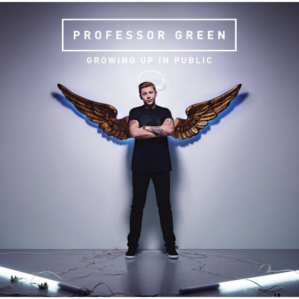 Professor Green - Growing Up In Public Music CD