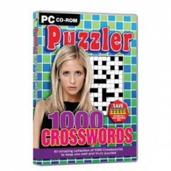 Puzzler 1000 Cross Words Game PC