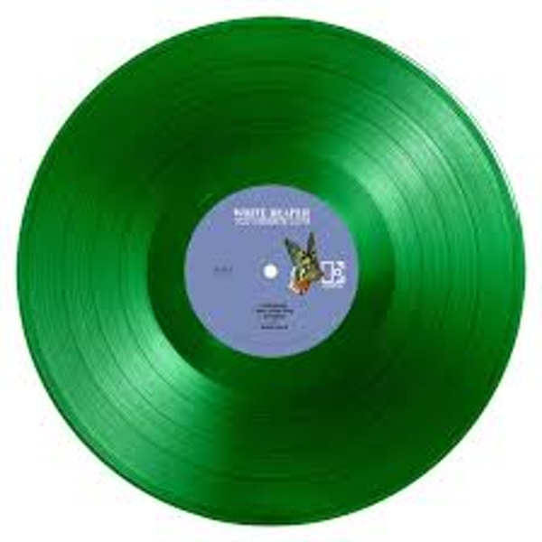 White Reaper - You Deserve Love Neon Green Vinyl