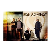 Rise Against Line Up Maxi Poster