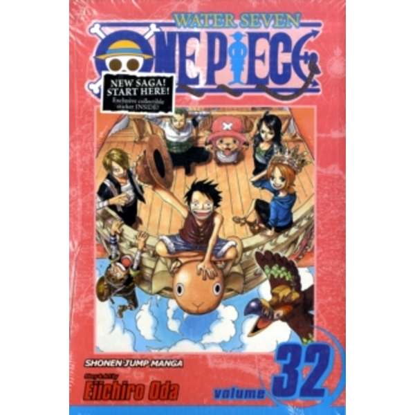 One Piece, Vol. 32 : 32