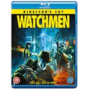 Watchmen - Directors Cut (1-Disc) Blu-ray