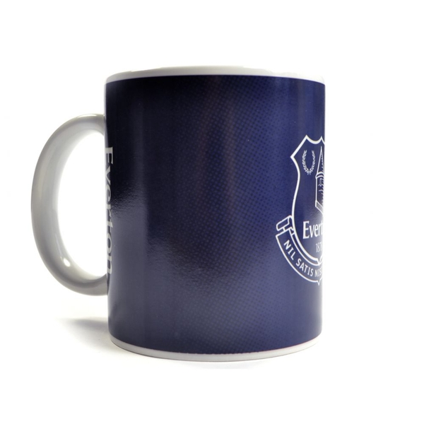 Everton Heat Changing 11oz Boxed Mug