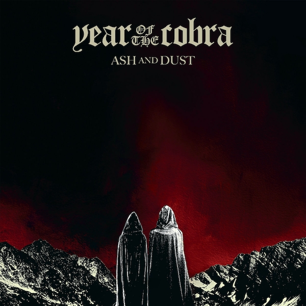 Year of the Cobra - Ash and Dust Silver Vinyl