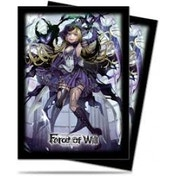 Ultra Pro Force Of Will Dark Alice Deck Protector 65 Sleeves - Case of 10