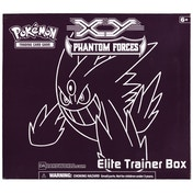 Pokemon TCG XY4 Phantom Forces Elite Trainer Box