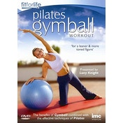 Pilates Gymball Workout DVD