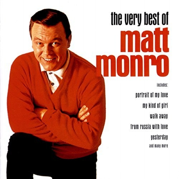 Matt Monro - The Very Best Of Music CD
