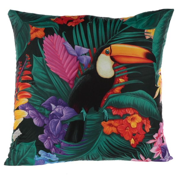 Toucan Party Cushion