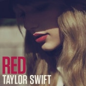 Taylor Swift RED CD