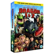 How To Train Your Dragon 1 & 2 Blu-ray