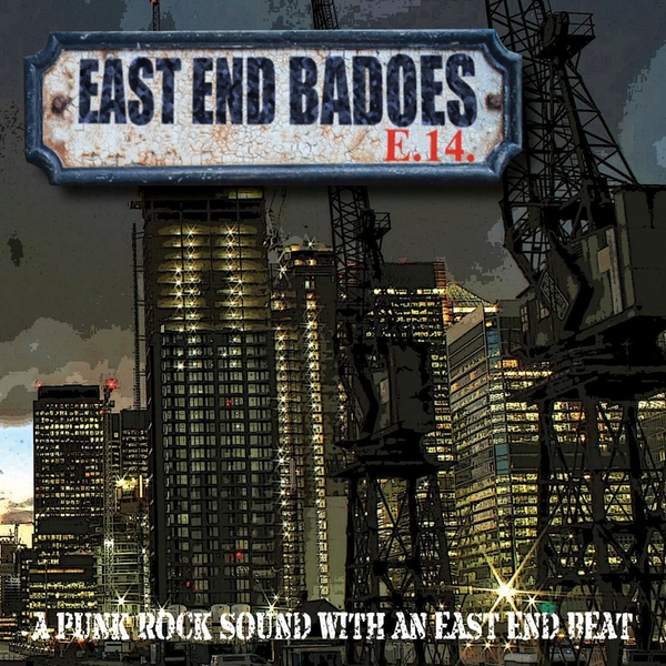 East End Badoes - A Punk Rock Sound With An East End Beat Vinyl