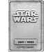 K-004 Darth Vader Bespin Scene (Star Wars) Limited Edition Metal Collectable Ingot - Image 3