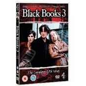 Black Books - Series 3 DVD