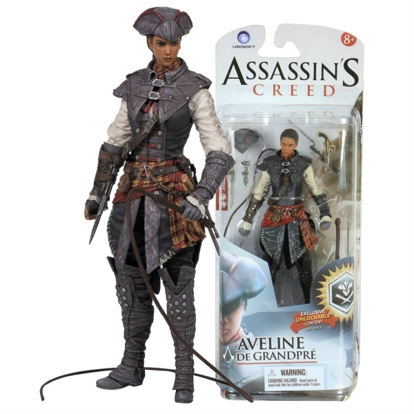 Aveline De Grandpre Assassin S Creed Series 2 Action Figure Nzgameshop Com