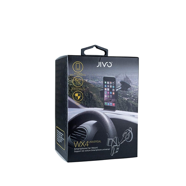 Jivo Technology Car Mount Basic - Black
