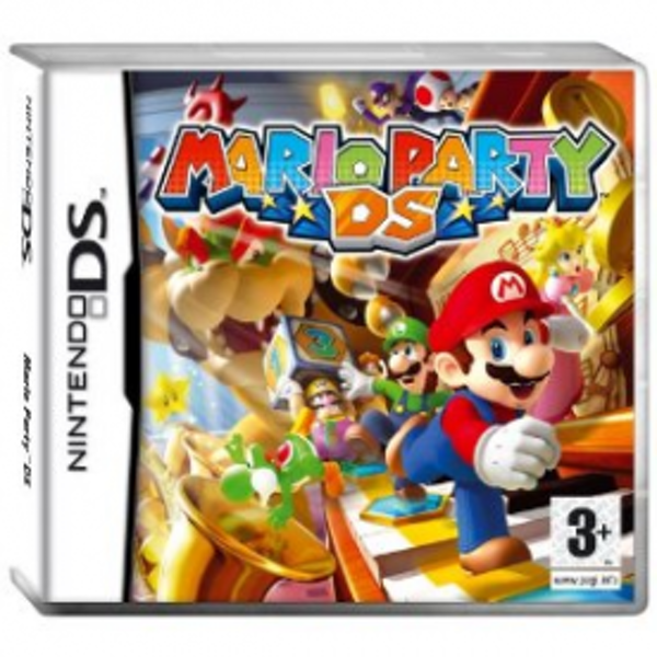 Mario Party Game DS