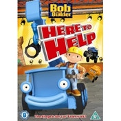 Bob The Builder Here To Help DVD