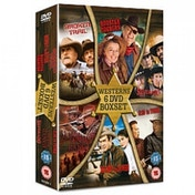Ex-Display 3:10 To Yuma / Bend Of The River / Broken Trail / Open Range / Rooster Cogburn / Silverado DVD Used - Like New