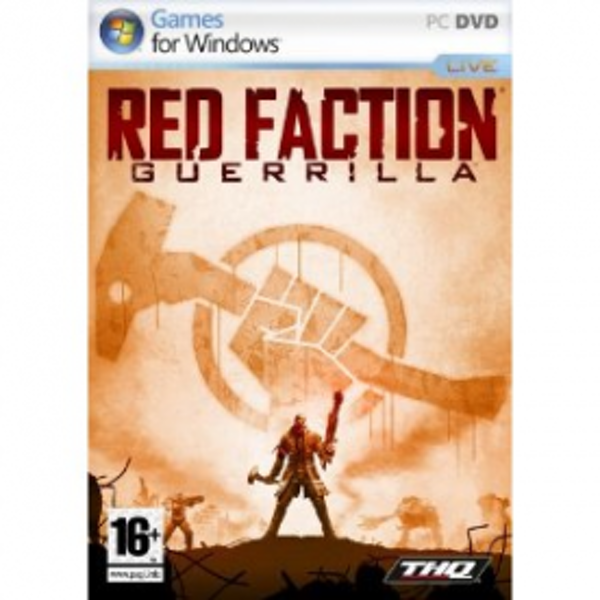 Red Faction Guerrilla Game PC