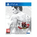 Yakuza Kiwami 2 SteelBook Edition PS4 Game