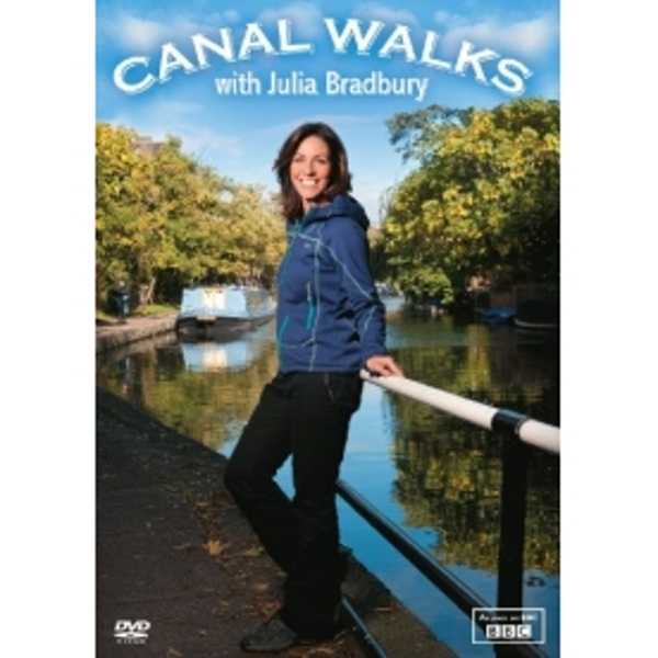 Julia Bradburys Canal Walks DVD