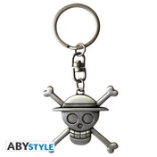One Piece - Skull Luffy 3D Keychain