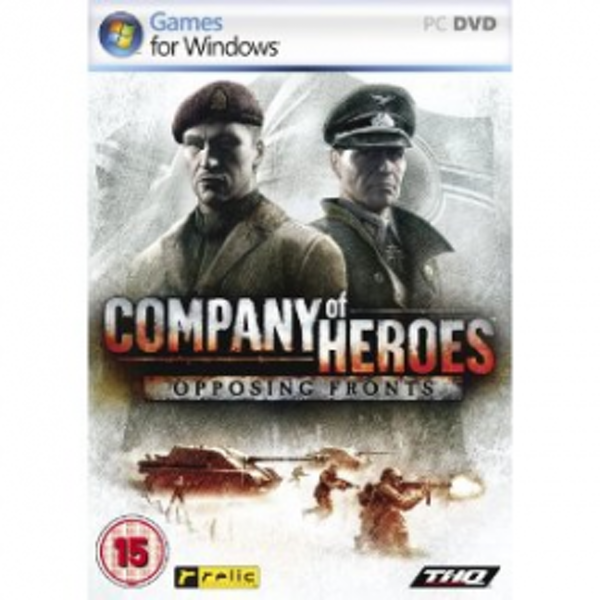 Company Of Heroes Opposing Fronts Game PC
