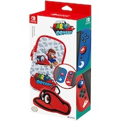 Nintendo Switch Officially Licensed Super Mario Odyssey Accessory Set