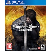 Kingdom Come Deliverance PS4 Game