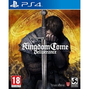Kingdom Come Deliverance for PS4