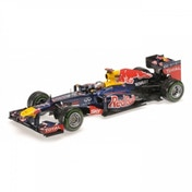 Minichamps 2012 Red Bull Racing RB8 Sebastian Vettel (World Champion Brazil)