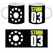 Iron Man Arc Reactor Mug ZT
