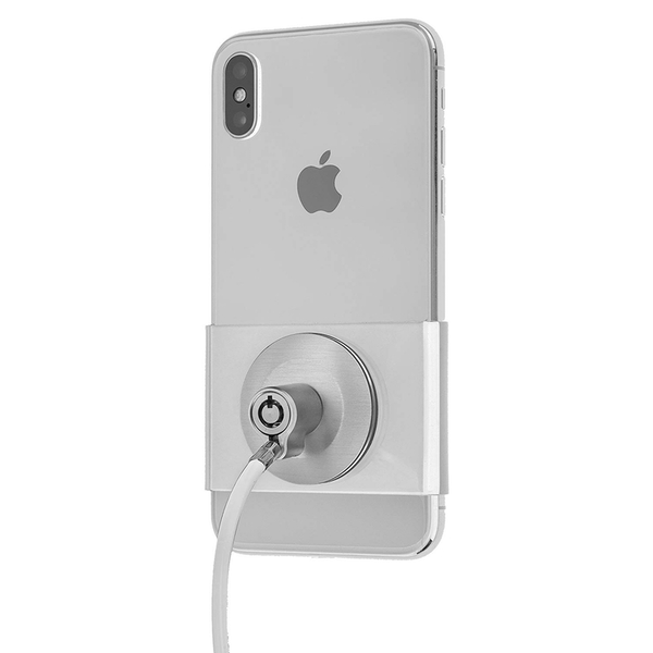 SecurityXtra SecureClip for Apple iPhone X - White
