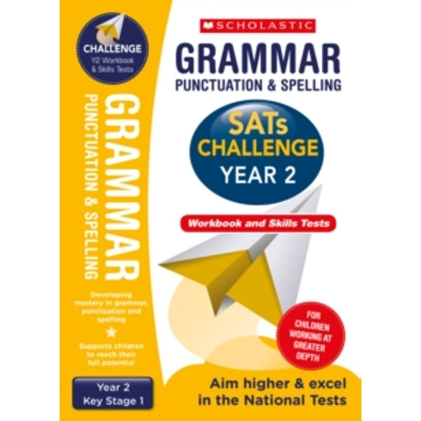 Grammar, Punctuation and Spelling Challenge Pack (Year 2)