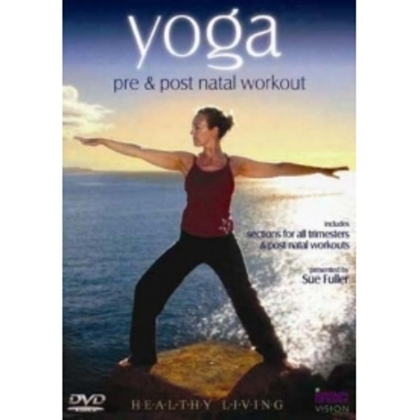 Yoga - Pre Natal And Post Natal Yoga DVD